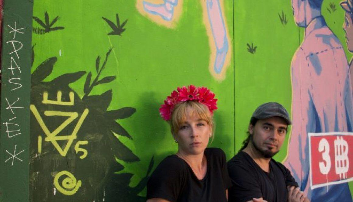 Alexandra Templier & Hugo Larenas Duo